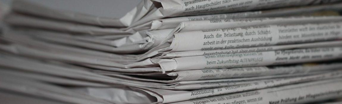 Journaille und ihre Lazarett-Poesie