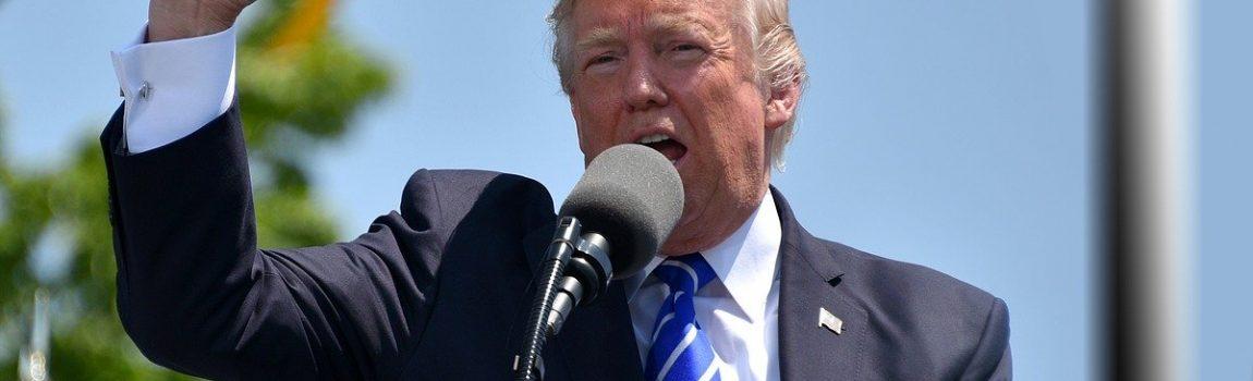 Wer Trumps Rede ignoriert <br>wird verlieren