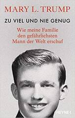 Buchrezension: Zuviel und nie genug - Wie meine Familie den gefährlichsten Mann der Welt erschuf