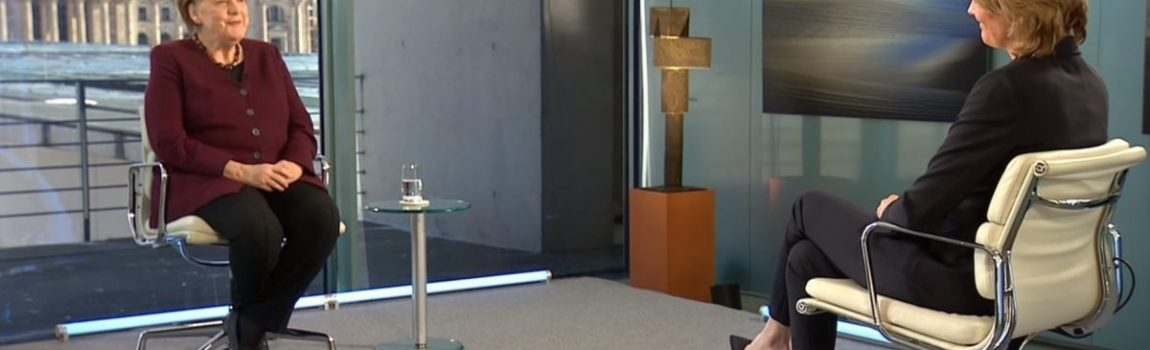 Slomka grillt Merkel – zu sanft