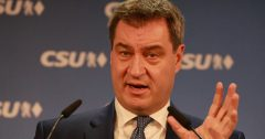 Ausgangssperre in Bayern war rechtswidrig